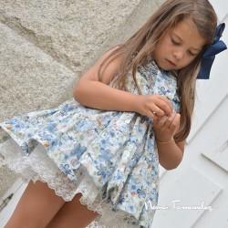 Vestido Acuario
