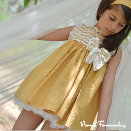 Vestido Ambar