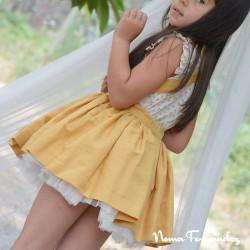 Falda Ambar