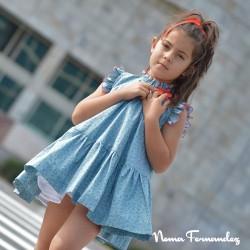 Vestido  Carmesí