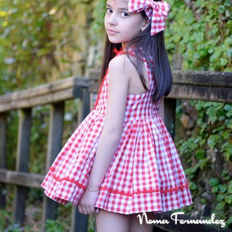 Vestido Escarlet