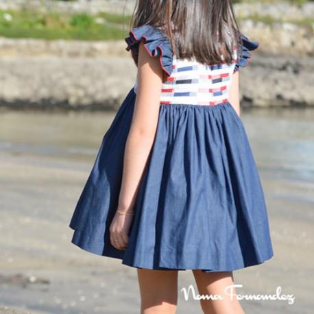Vestido Maorí
