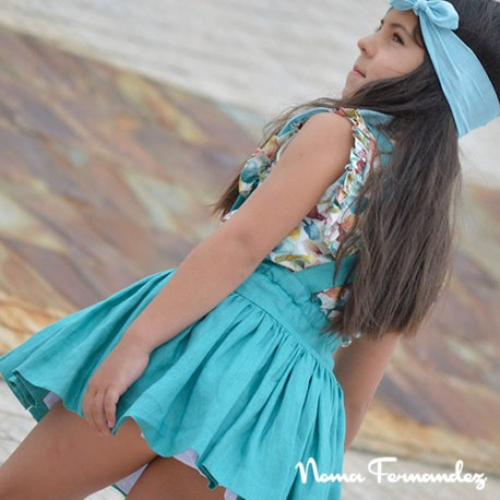 Falda Menta