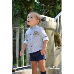 Short Niño Navy