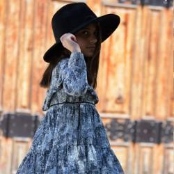 Vestido Azabache